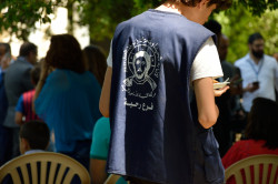 Sheep1389  Shirt of the Orthodox Youth organisation in Rahba  2019-08-29 15:29:56