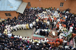 Rusu Tudorel  A orthodox priest funeral  2019-08-31 18:55:26
