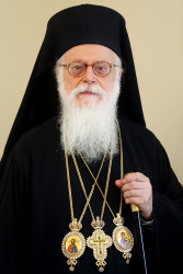 jarek11   Archbishop Anastasios of Tirana and All Albania