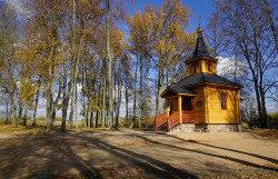jarek11   The Orthodox chapel in Potoka