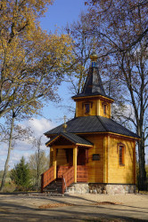 jarek11   The Orthodox chapel in Totoka
