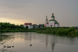 VladN  Suzdal, Ilija Church (Суздаль, Ильинская церковь, 1744)  2019-10-23 22:41:32