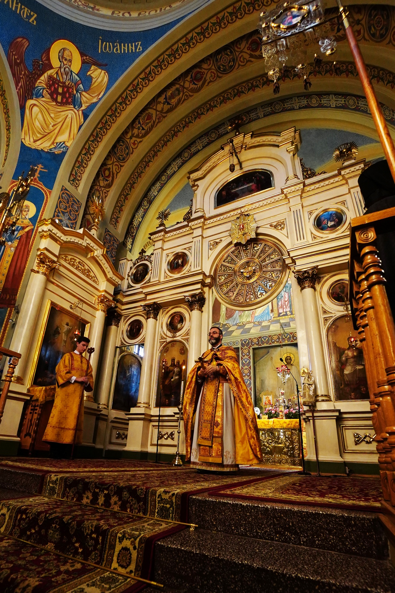 St. Jacob Divine Liturgy