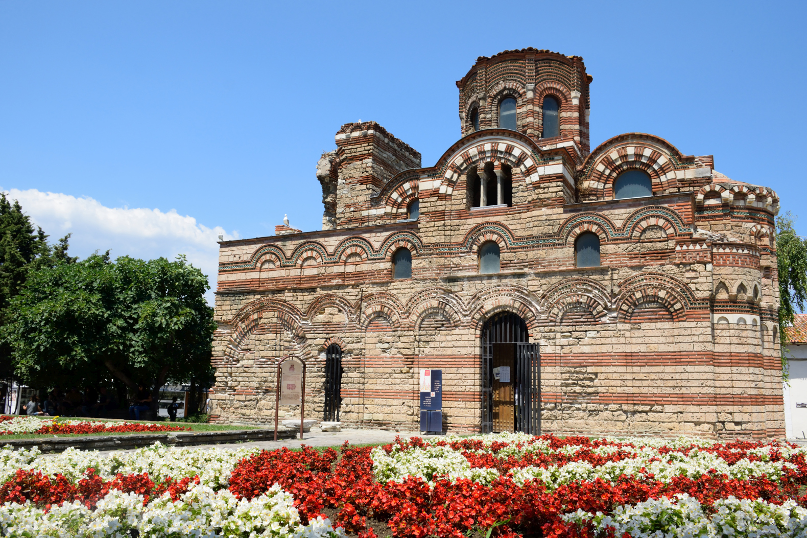 Christ Pantocrator church in Nessebar
