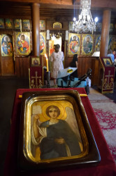 Sheep1389  Interior of the archangel Michael church in Varna  2019-11-05 19:31:03