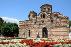Sheep1389   Christ Pantocrator church in Nessebar