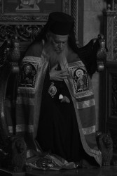 iliana   Archbishop Gregorios of Thyateira and Great Britain