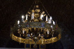 Sheep1389  Chandelier in the Theotokos church in Batroun  6  2019-12-02 18:28:25