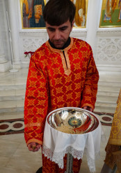 jarek11  The Divine Liturgy in Ressurection of Christ Cathedral in Tirana   12  2020-02-07 23:13:06