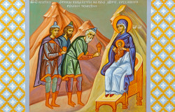 jarek1   The Akathist to the Theotokos - ikos 5