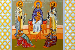 jarek1   The Akathist to the Theotokos - ikos 9