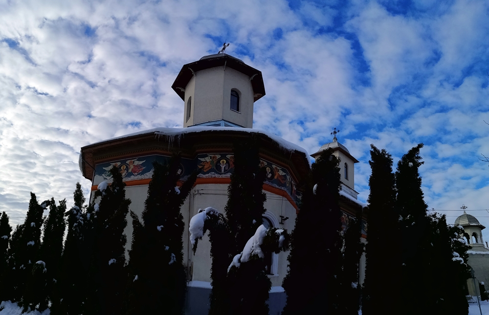 Saint Demetrios Church in Bragadiru, Ilfov county