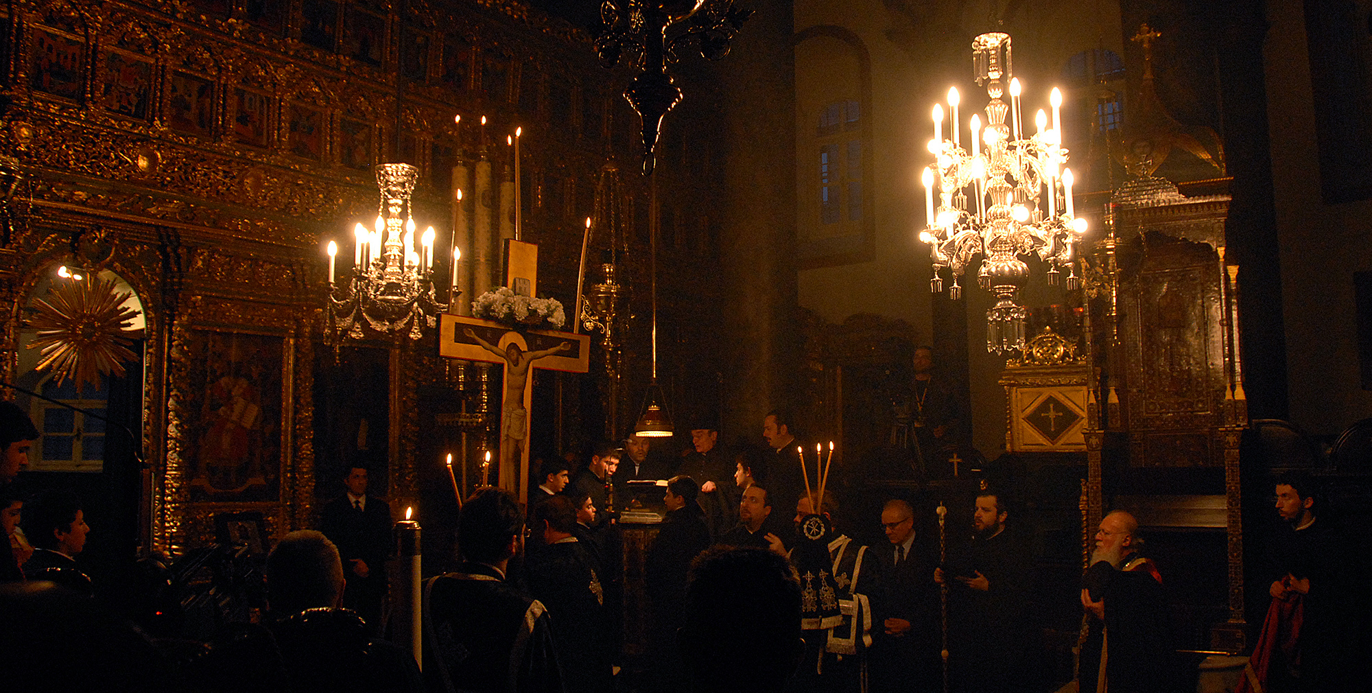 Holy Thursday at the Ecumenical Patriarchate