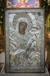 Vlutes  Miracle Working Icon of St. Paraskevi  2020-05-19 23:41:28