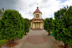 jarek11  The Orthodox church in Tyniewicze Duze  2020-05-24 19:37:49