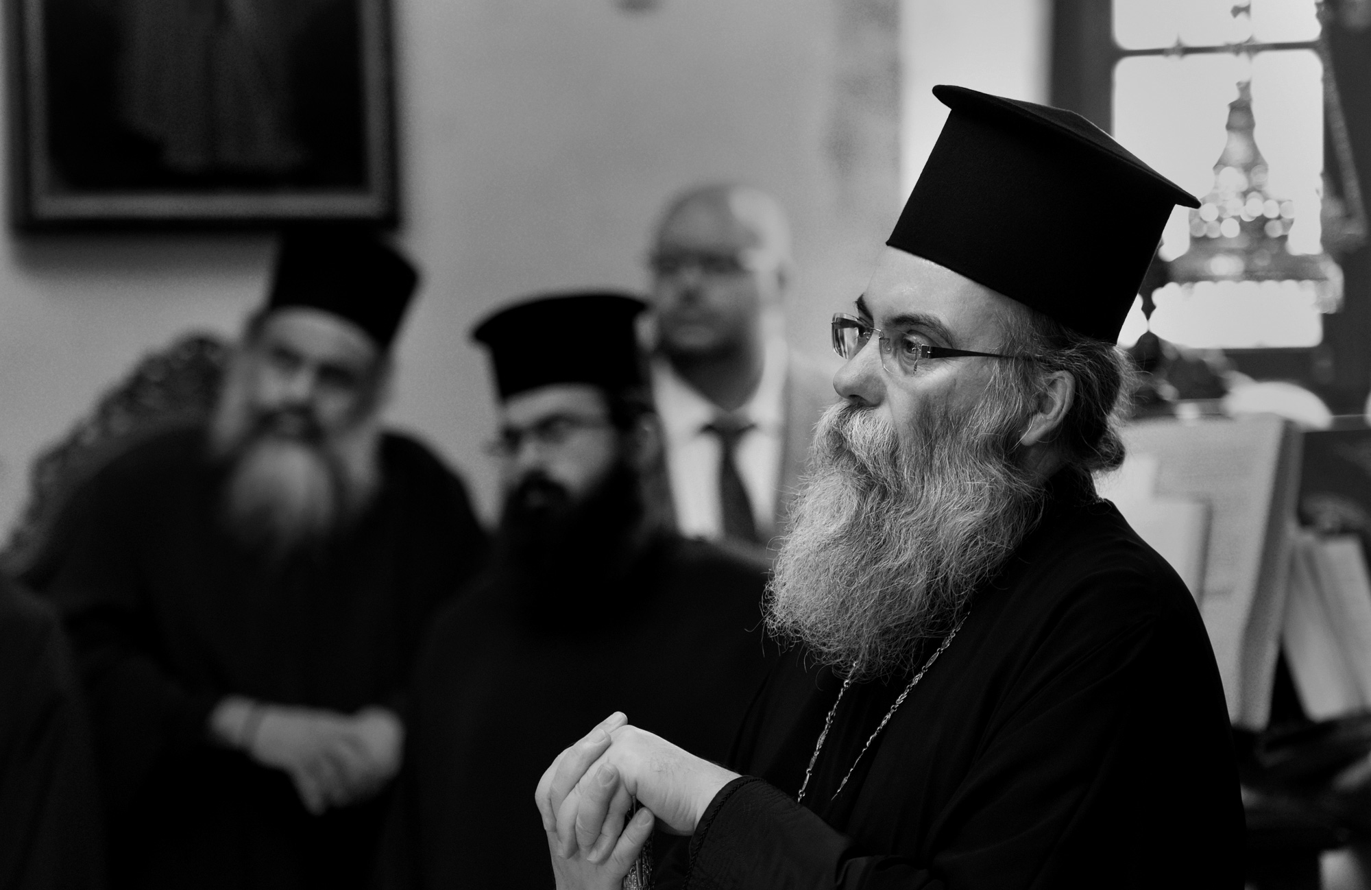 Metropolitan Amfilohios of Kissamos and Selinon