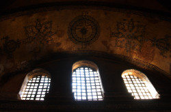 iliana   Under the Crosses of Hagia Sophia