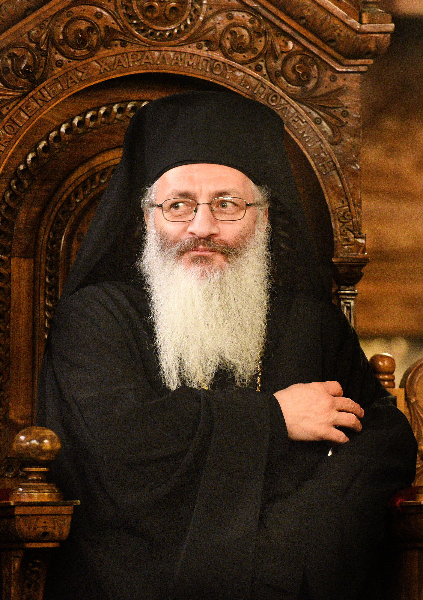 Bishop Christophoros of Karpasia