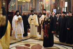 alik  Liturgy on nameday of Metropolitan Athanasios of Limassol in 2019  2020-08-21 21:06:49