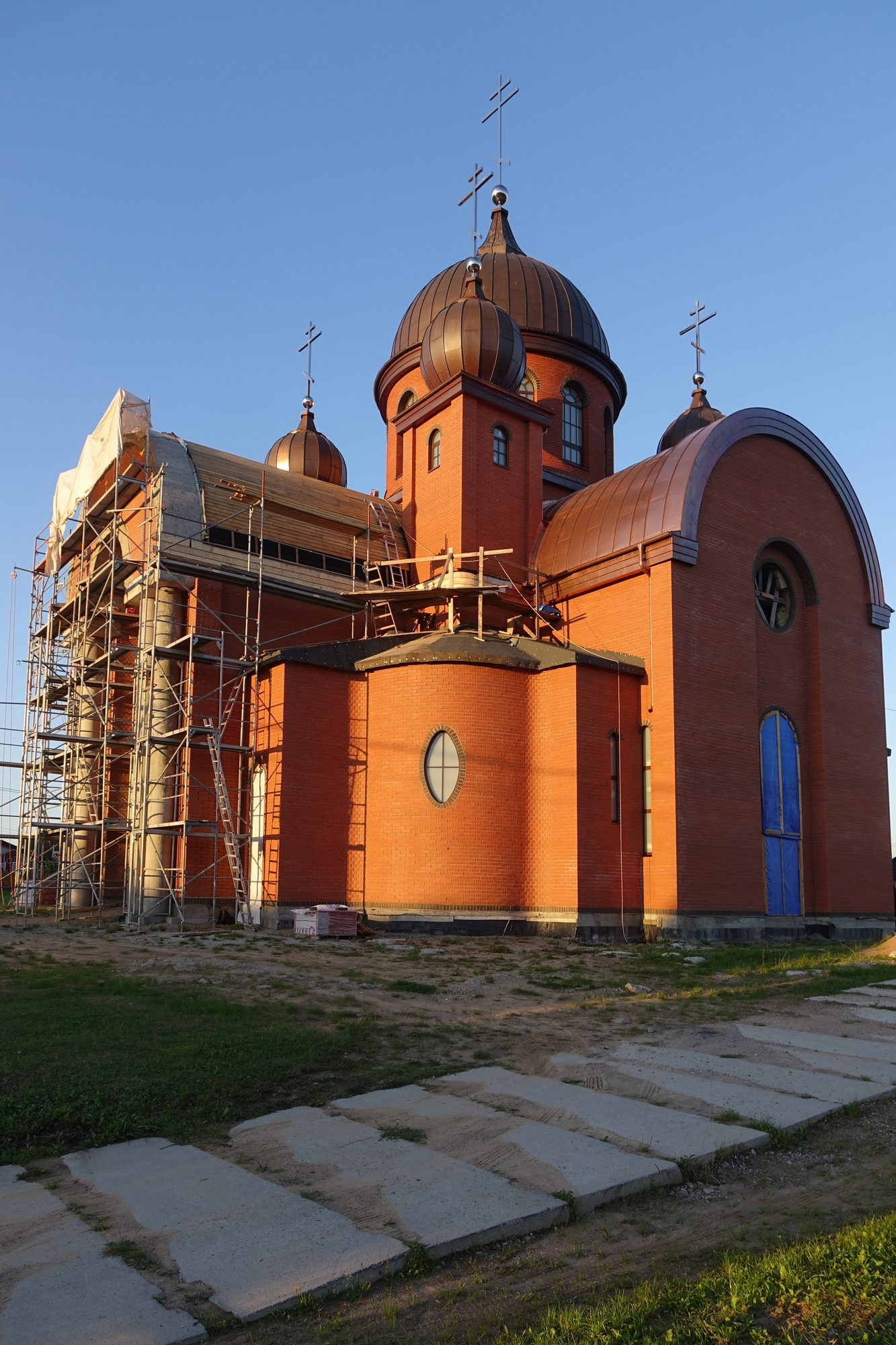 St. Gregory Peradze Orthodox church in Białystok