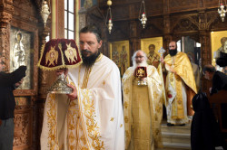 alik  Liturgy on name day of Metropolitan Athanasios of Limassol  2020-09-12 22:58:22