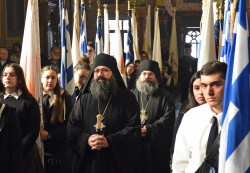 alik  Liturgy on name day of Metropolitan Athanasios of Limassol  2020-09-13 22:59:30