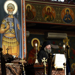 alik  Liturgy on name day of Metropolitan Athanasios of Limassol  2020-09-14 21:19:03