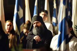 alik  Liturgy on name day of Metropolitan Athanasios of Limassol  2020-09-14 23:13:30