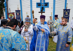 jarek11   The Dormition of the Mother of God feast in Wojnowo Convent