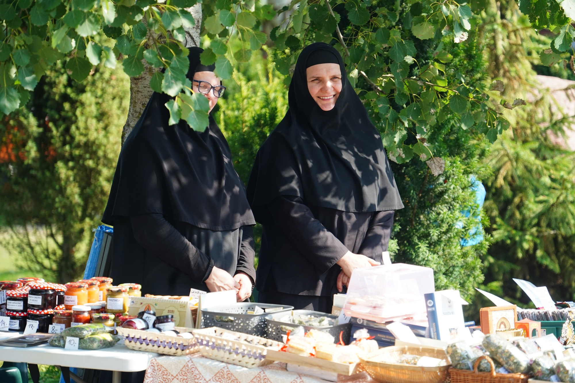 Sts. Anthony and Theodosius feast in Odrynki Skete