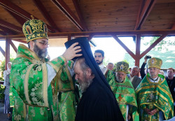 jarek1  Sts. Anthony and Theodosius feast in Odrynki Skete  2020-10-06 08:32:46