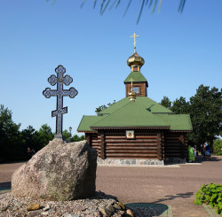 jarek1  In Sts. Anthony and Theodosius Skete in Odrynki   2020-10-14 18:42:20