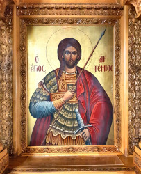 s.ind  St Artemios - feast day 20 October  2020-10-20 16:37:01