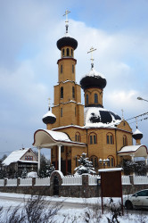 jarek11   St. Panteleimon Orthodox church in Bialystok