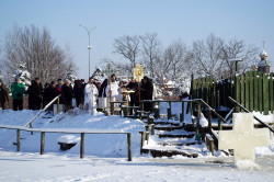 jarek  The feast of Baptism of Christ feast in Odrynki Skete  2021-01-21 21:11:11