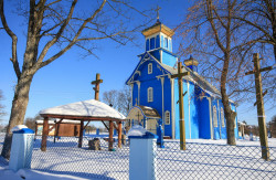 jarek11  The Orthodox church in Dubicze Cerkiewne  2021-02-21 13:16:45