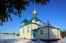 jarek11  The cementary church in Malinniki  2021-02-21 13:17:27