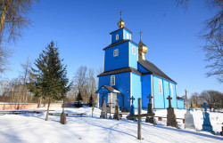 jarek11  The Orthodox church in Rogacze  2021-02-27 20:11:12