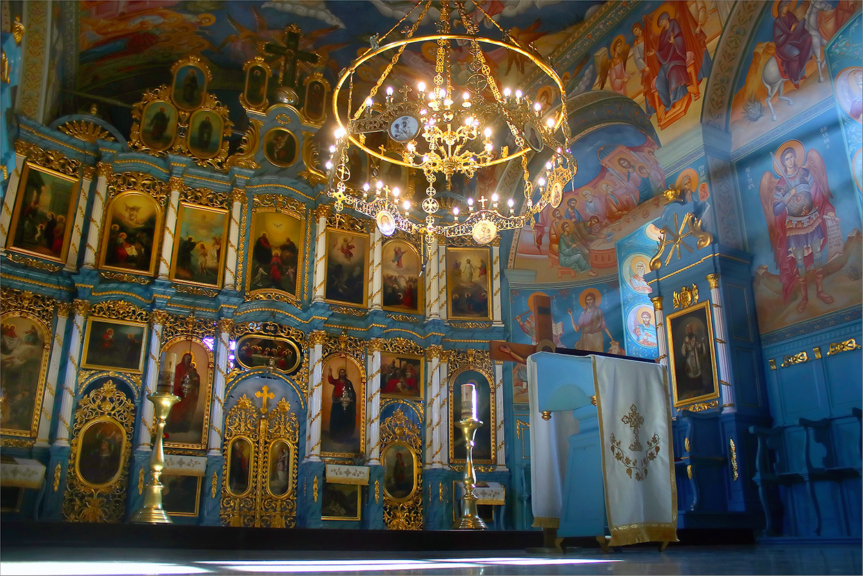 Holy Protection of Mother of God Church-Црква Покрова Пресвете Богородице