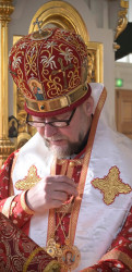 mannisepp   Bishop in the Altar