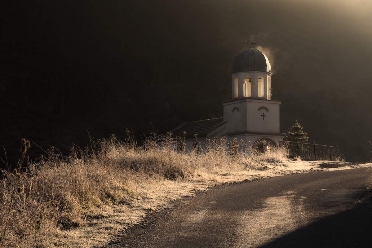 Small Rhodope Church