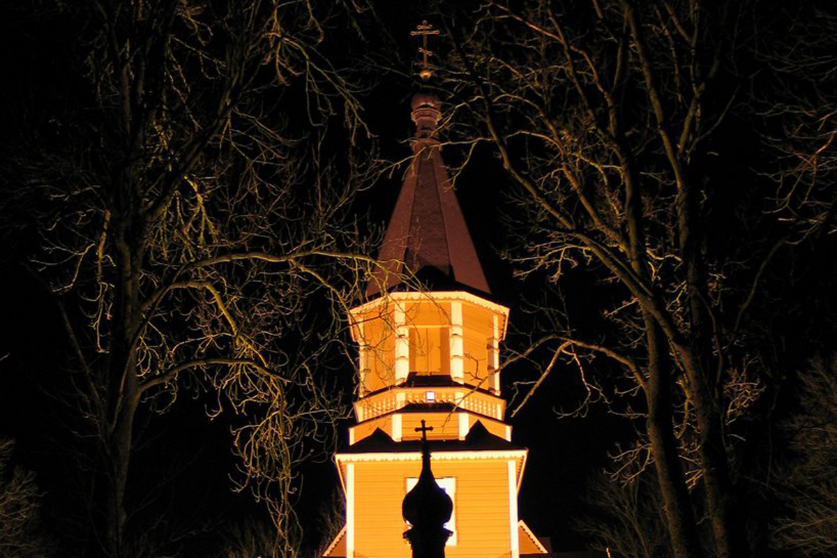 The Orthodox Church in Nowa Wola