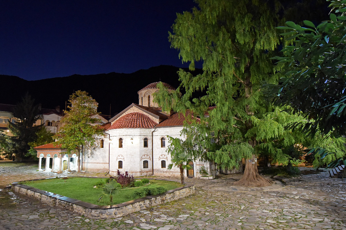 The Bachkovo Monastery Dormition of the Holy Mother of God