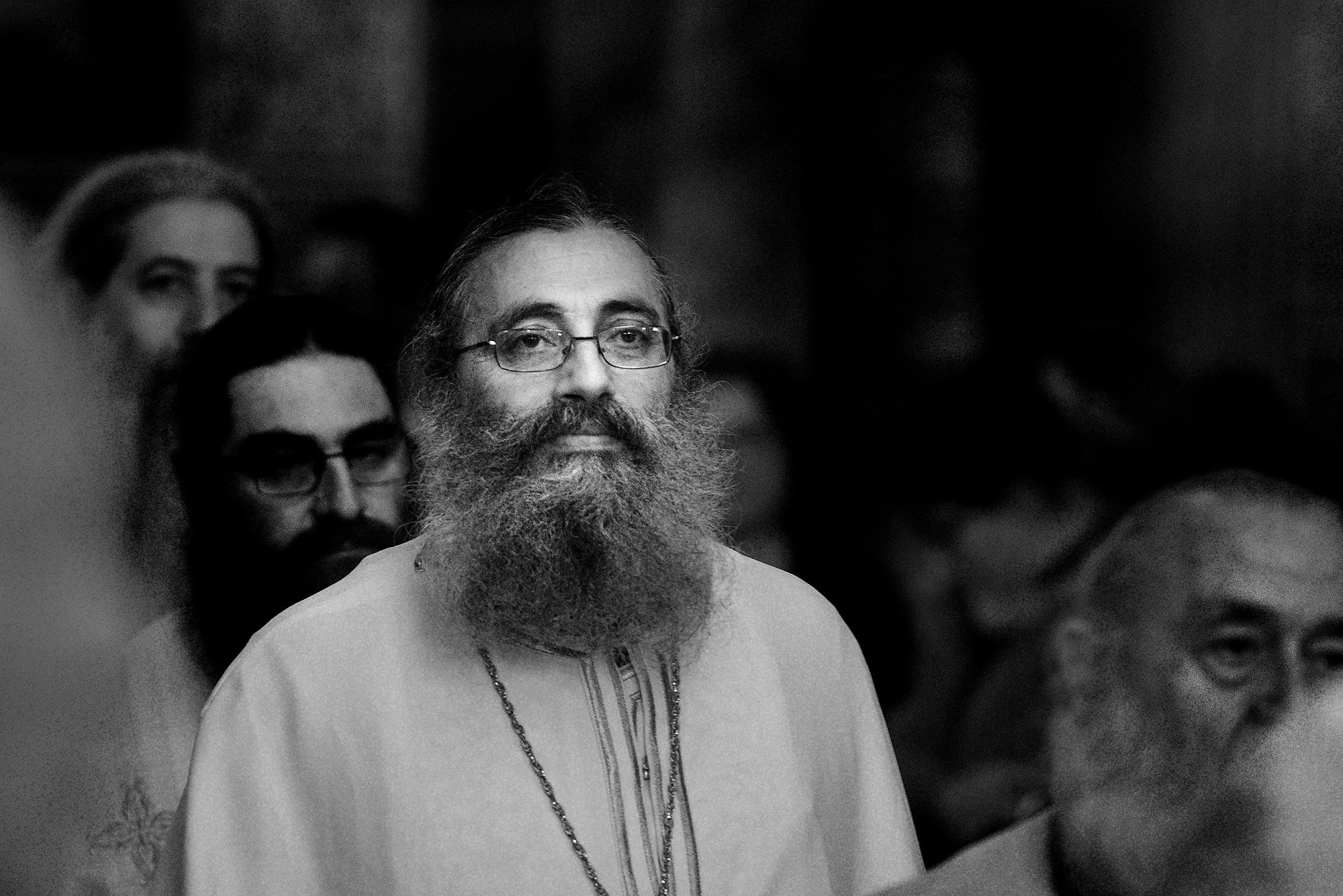 Vesper on nameday of Metropolitan Athanasios of Limassol