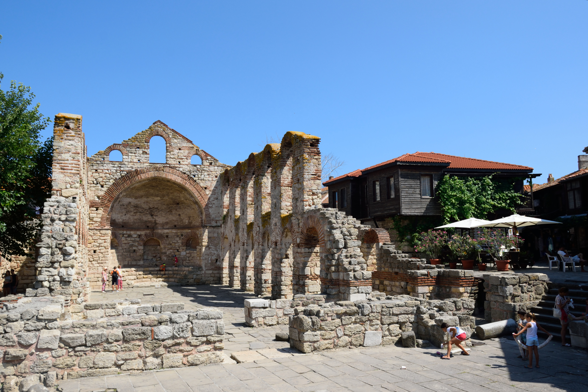 Orthodox church of st. Sophia - Nessebar