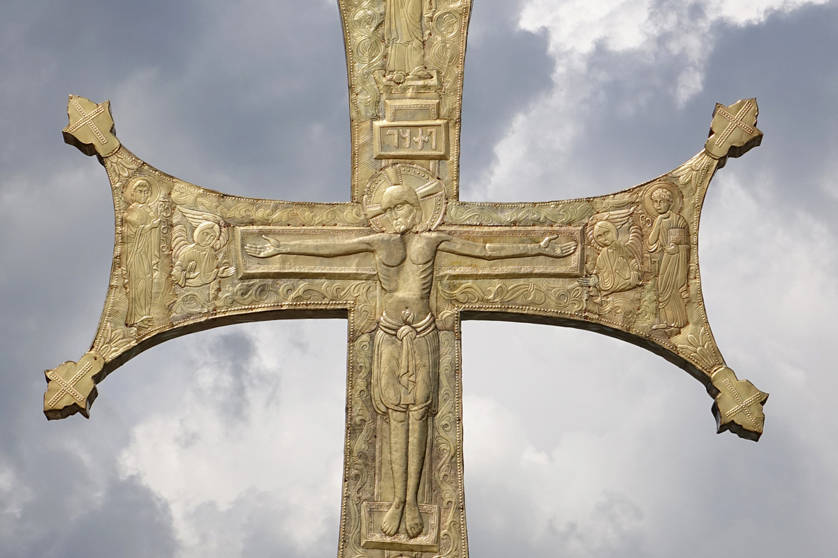 The Cross in Marvili