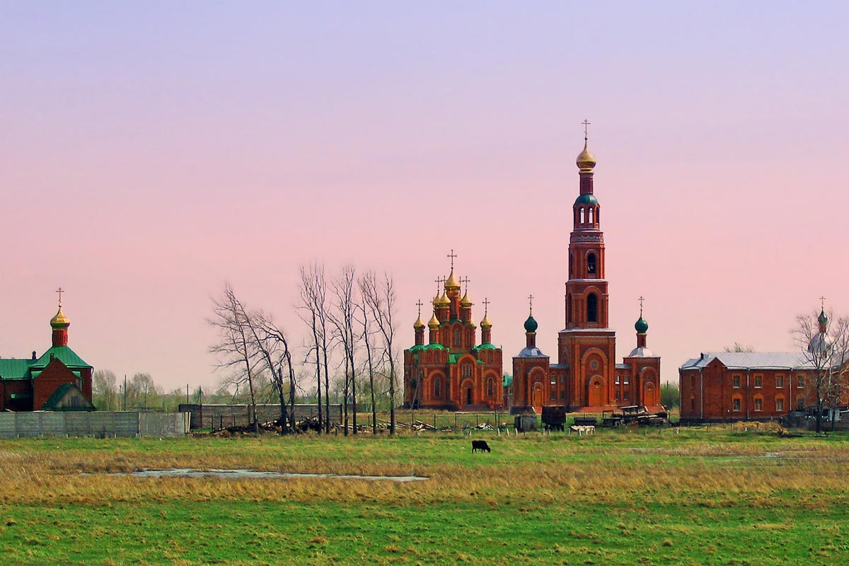 Achair Cross monastery (Ачаирский Крестовый монастырь)